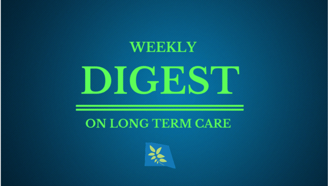 Weekly Digest: Fighting Against Alzheimer's Disease