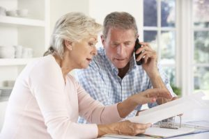 couples with retirement questions