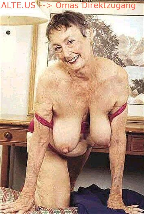 Bilder oma alte geile Alte Frau