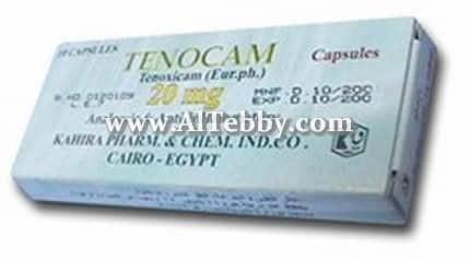 دواء drug تينوكام Tenocam