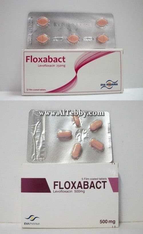 فلوكساباكت Floxabact دواء drug
