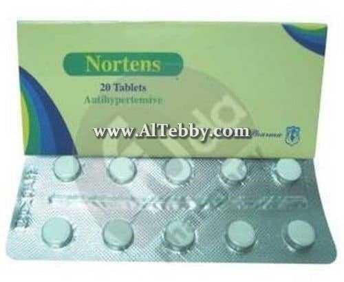 نورتنس Nortens دواء drug