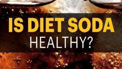 """دراسة: المشروبات الغازية """"الدايت"""" تسبب السمنة وأمراض القلب"""