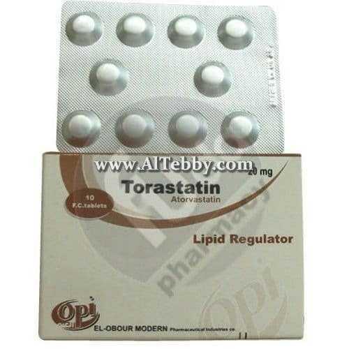 توراستاتين Torastatin دواء drug