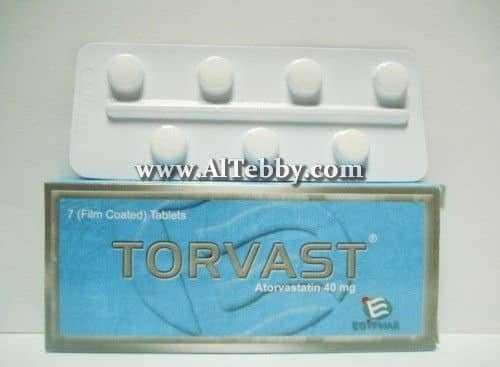 تورفاست Torvast دواء drug