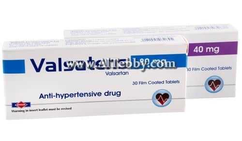 فالساتينز Valsatens دواء drug