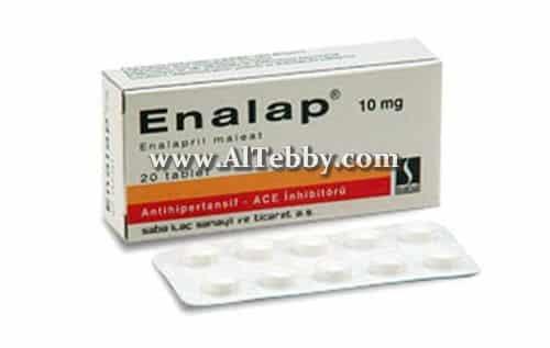 إنالاب Enalap دواء drug