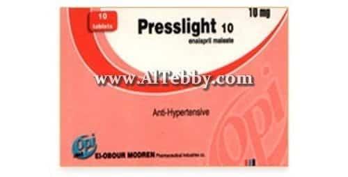 بريسلايت Presslight دواء drug