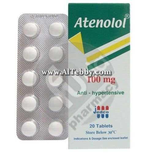 أتينولول Atenolol دواء drug