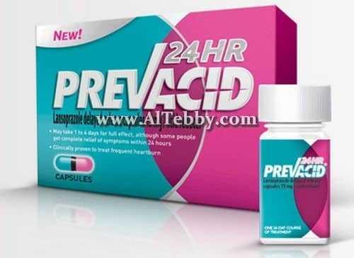 بريفاسيد Prevacid دواء drug