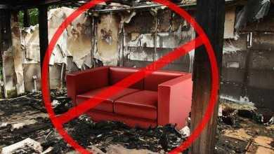 دراسة تؤكد: الأثاث المصنع من مواد مضادة للحريق يسبب السرطان