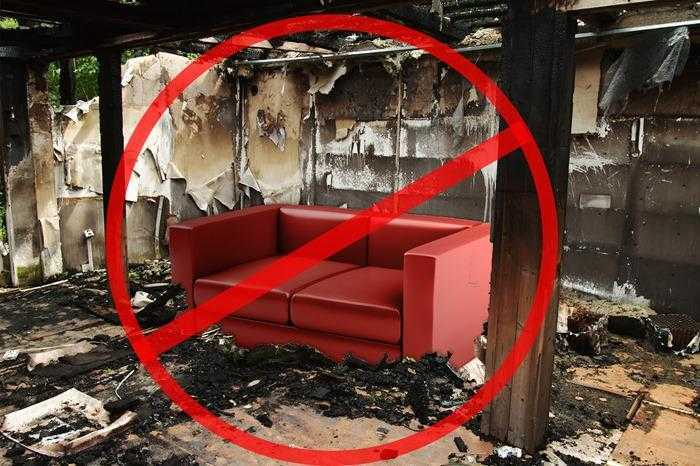 دراسة تؤكد الأثاث المصنع من مواد مضادة للحريق يسبب السرطان