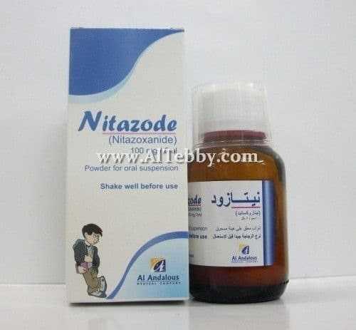 نيتازود Nitazode دواء drug