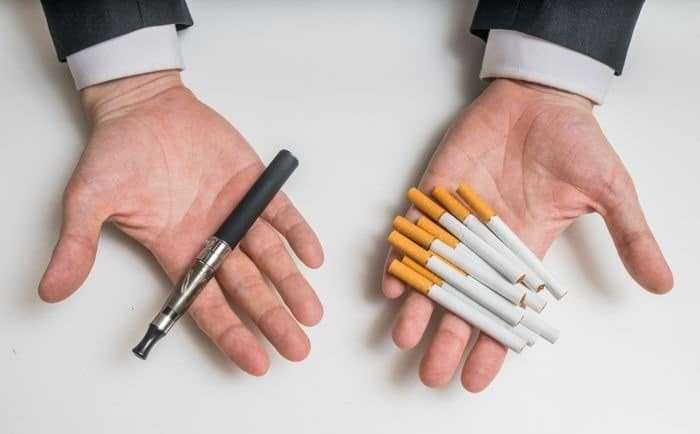 دراسة بريطانية السجائر الإلكترونية قد تزيد شراهتك لتدخين التبغ!