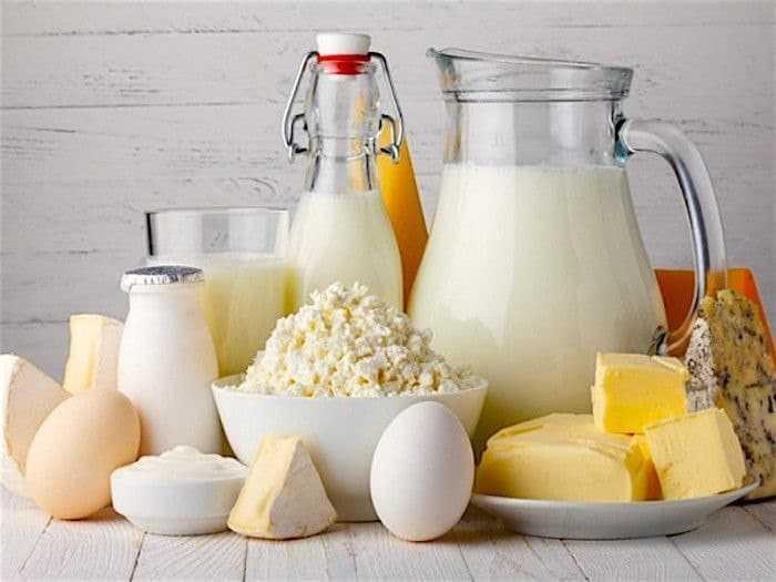 دراسة تبرز أهمية منتجات الألبان للرجال فوق الخمسين