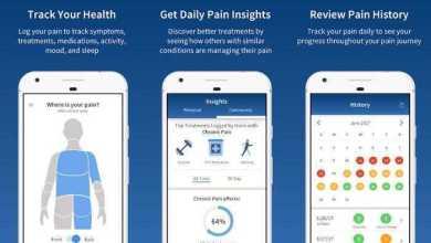 برنامج مقياس الألم - PainScale - Chronic Pain Coach