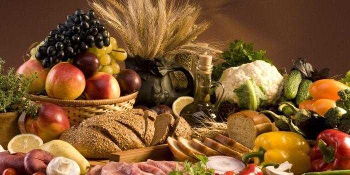 تناول كميات كبيرة من الألياف الغذائية والحبوب الكاملة