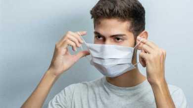 نصائح تساعد في تجنب اضرار الكمامة على البشرة
