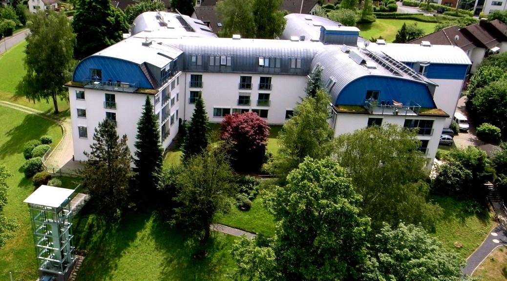 Evangelisches Altenheim Wahlscheid aus der Luft