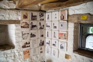 Die Ausstellung im Turm