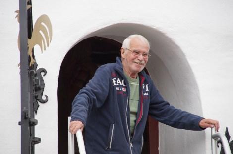 Friedel Laufenberg - Vorsitzender der IG