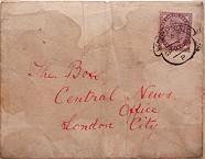 Dear Boss envelope