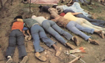 Bodies in Jonestown