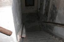 Stairway in the Athens Mental Hospital
