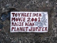"""Philly Toynbee on 16th and Locust using the """"new style"""""""
