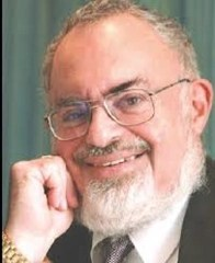 UFO researcher, nuclear physicists, and author Stanton Friedman