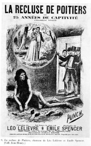 Illustration of police entering Blanche's room