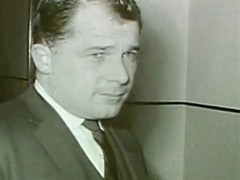 F. Lee Bailey during the Boston Strangler trials