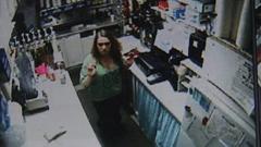 Surveillance video captures kidnapping of 18-year-old Samantha Koenig