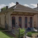 Site of Sarah Laumann Axeman attack (2123 Second Street)