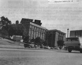 View of Texas School Book Depository days after the assassination