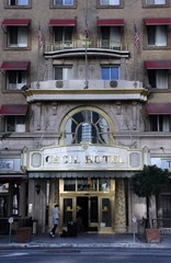 Cecil Hotel in Los Angeles, California