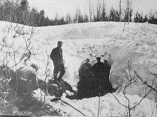 Search and rescue discover Dylatov Pass victim bodies in a ravine