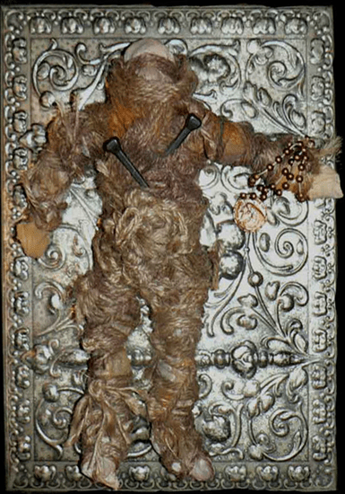 The New Orleans Zombie Voodoo doll