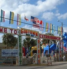 Gibsonton (Gibtown) Florida's unique zoning laws make it a haven for carnival and sideshow performers