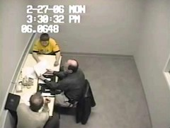 Investigators Mark Wiegert and Tom Fassbender interview Brendan Dassey on February 27, 2006