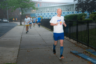 Sri Chinmoy Self-Transcendence race runners