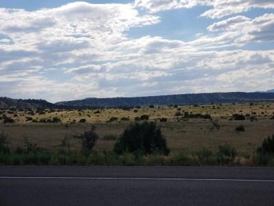 Jeffrey Epstein New Mexico Ranch - Northwest view