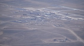 Area 51 Tonopah Test Range clear photos taken by pilot