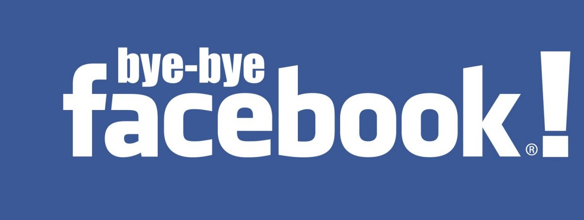 Image result for bye facebook meme