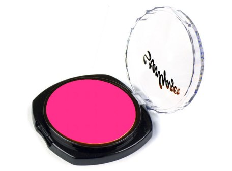 Flourescent Eye Shadow - Rose Pink