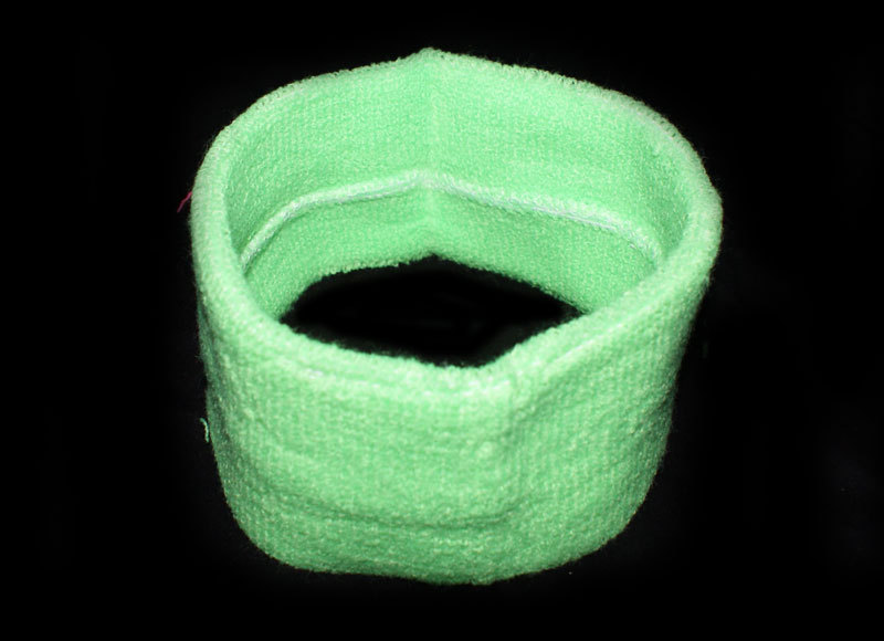 Neon Headbands - Green