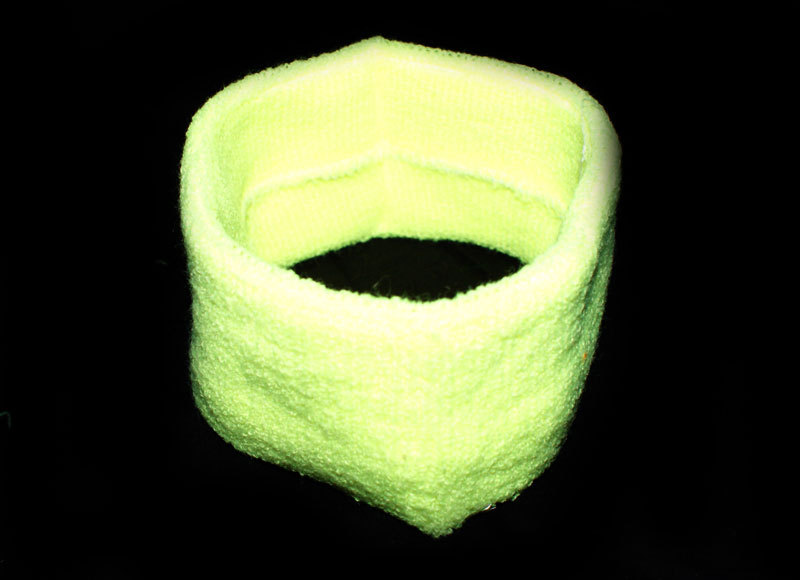 Neon Headbands - Yellow