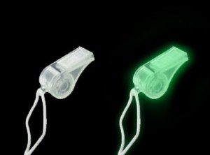 Glow In The Dark Whistle