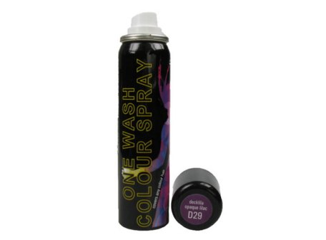 Colour Spray for Hair & Wigs - Purple