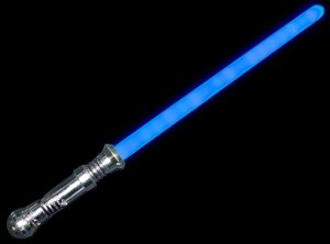 Laser Space Sword (With Sound) - Blue